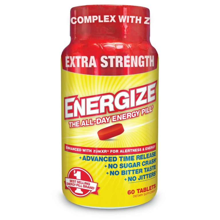 Energize Extra Strength