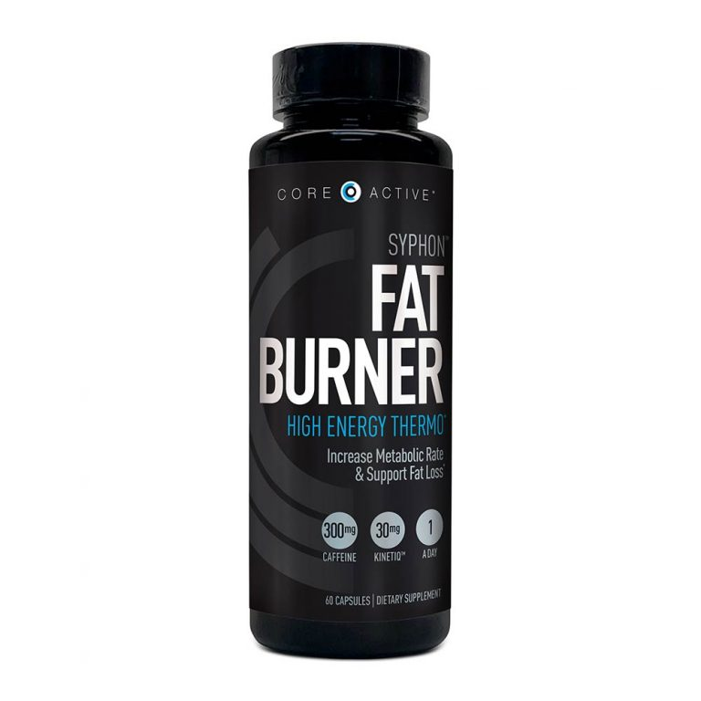 CORE ACTIVE SYPHON – FAT BURNER