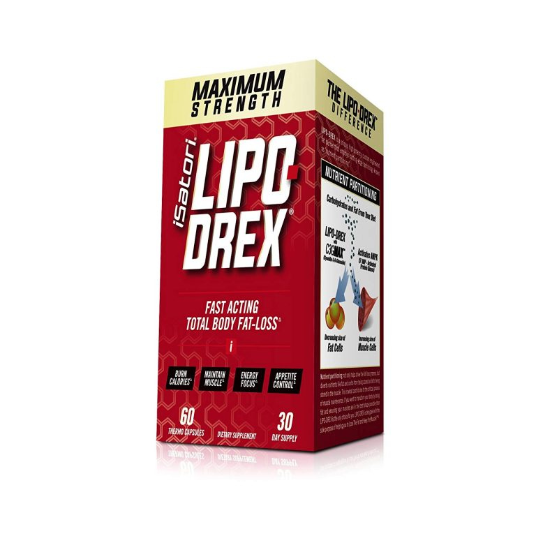 LIPO-DREX Total Body Fat Loss