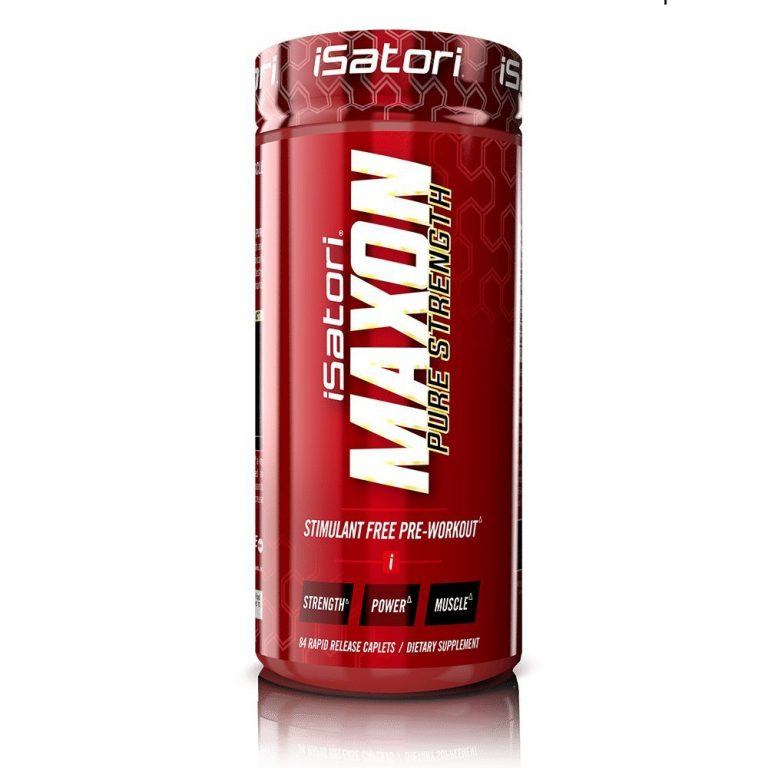 MAXON PURE STRENGTH
